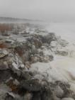 Frozen marsh - Parker River, Newbury, Massachusetts (1)