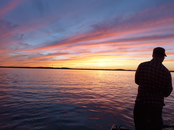 Sunset fishing in the Plum Island Sound, Sept 2014 (5)