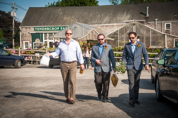We recreated Reservoir Dogs,. Photo courtesy of Danita Jo Photography. Awesomeness courtesy of studs.