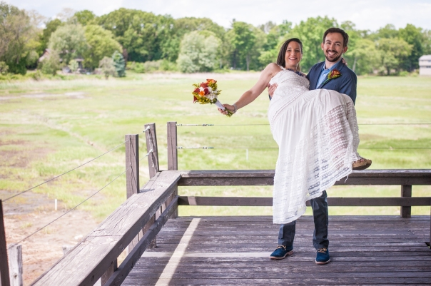 Photo courtesy of Danita Jo Photography. Marriage courtesy of the marsh (and the state of Massachusetts if you want to be technical about it).