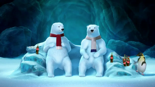 coca-colas-super-bowl-social-media-touchdown-polar-bears-will-react-to-game-and-ads-live